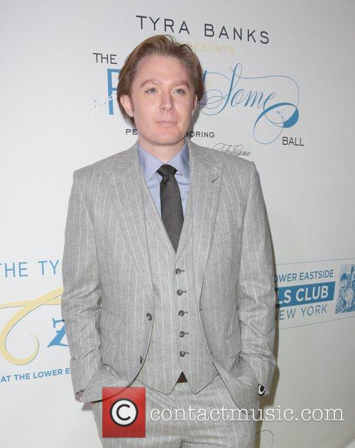 Clay Aiken at The Flawsome Ball For The...