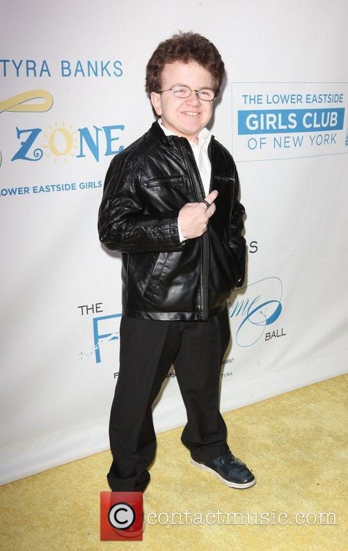Keenan Cahill at The Flawsome Ball For The...