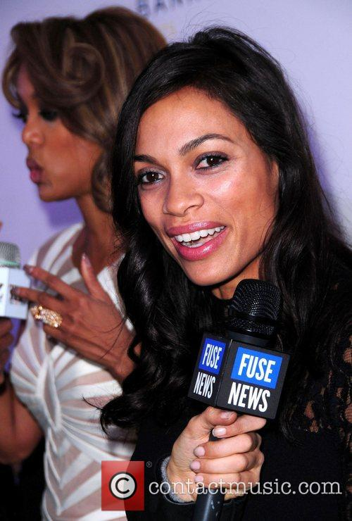 Rosario Dawson The Flawsome Ball For The Tyra...