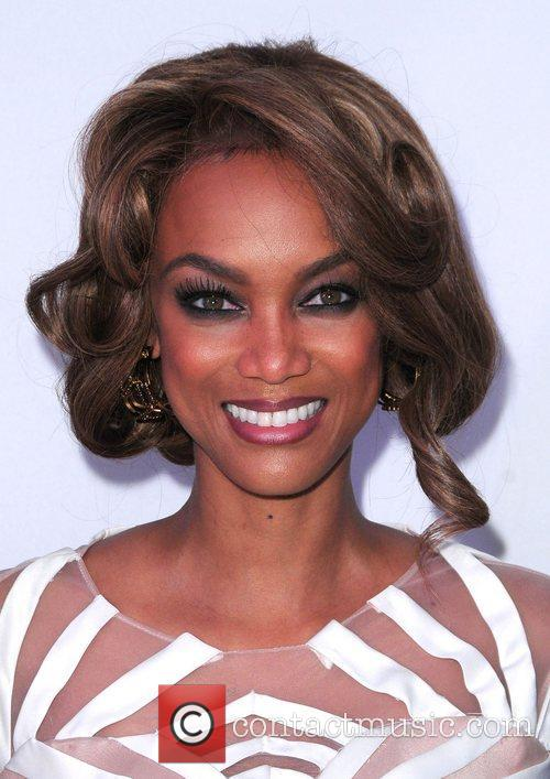 Tyra Banks The Flawsome Ball For The Tyra...