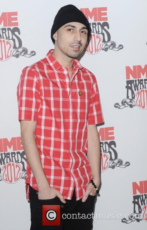Adam Deacon at NME Awards at Brixton Academy,...