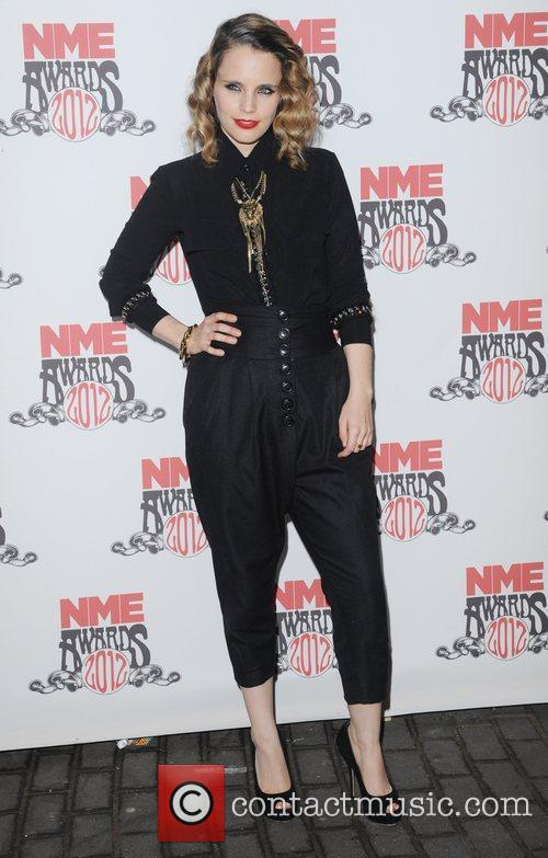 Anna Calvi, NME and Brixton Academy 1