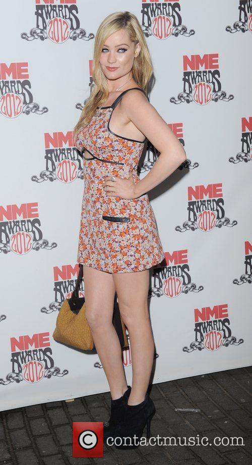 Laura Whitmore, Nme and Brixton Academy 2