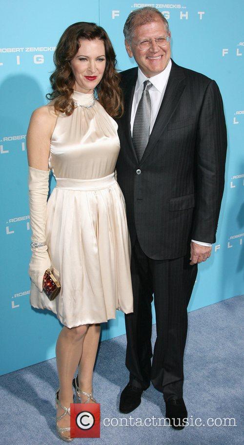 Robert Zemeckis and Leslie Harter Zemeckis