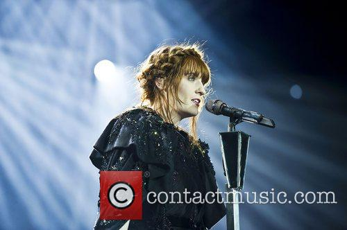 Florence Welch, The Machine and Arena 13