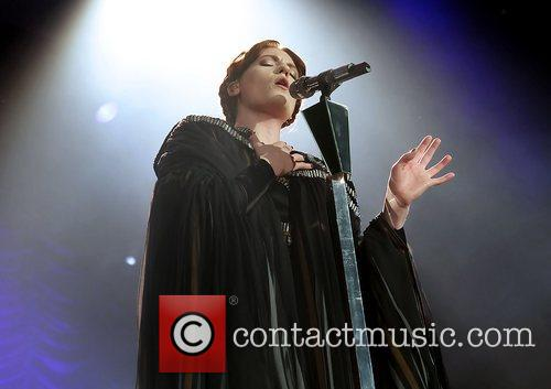 Florence And The Machine and Manchester Evening News Arena 10