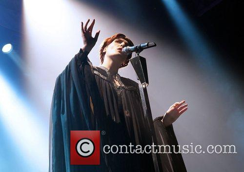 Florence And The Machine and Manchester Evening News Arena 11