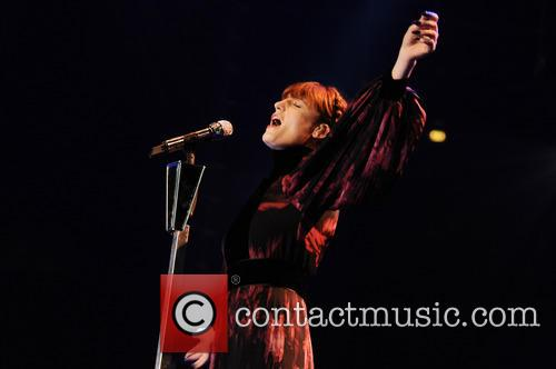 Florence And The Machine and Mediolanum Forum 8