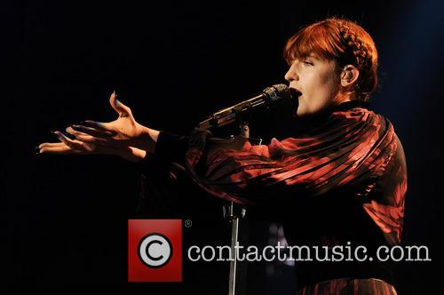 Florence And The Machine and Mediolanum Forum 2