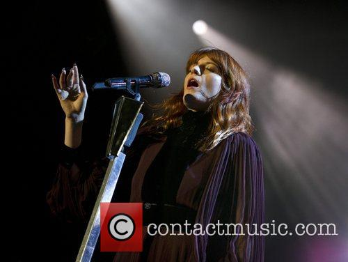 Florence Welch and Machine 4