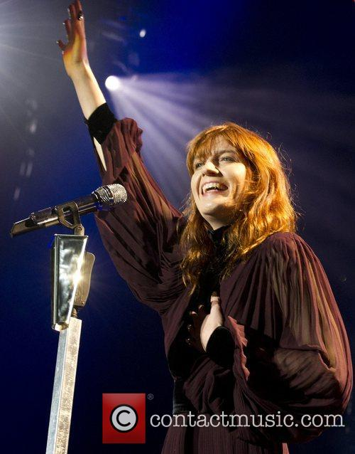 Florence Welch and Machine 2