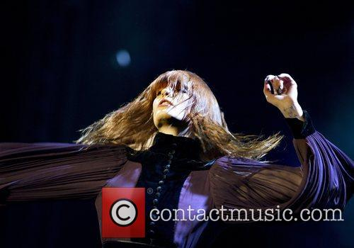 Florence Welch and Machine 6