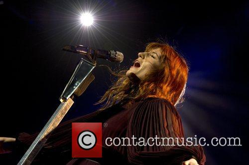 Florence Welch and Machine 10