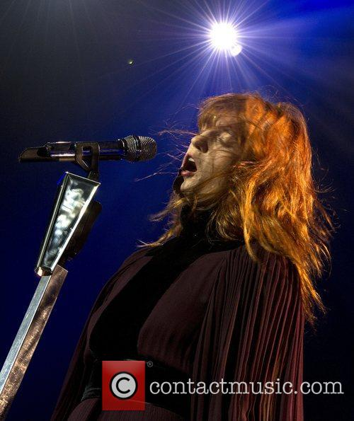 Florence Welch and Machine 12