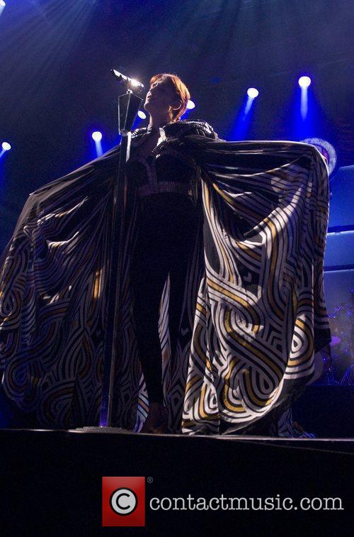 Florence and The Machine performing live at Motorpoint...
