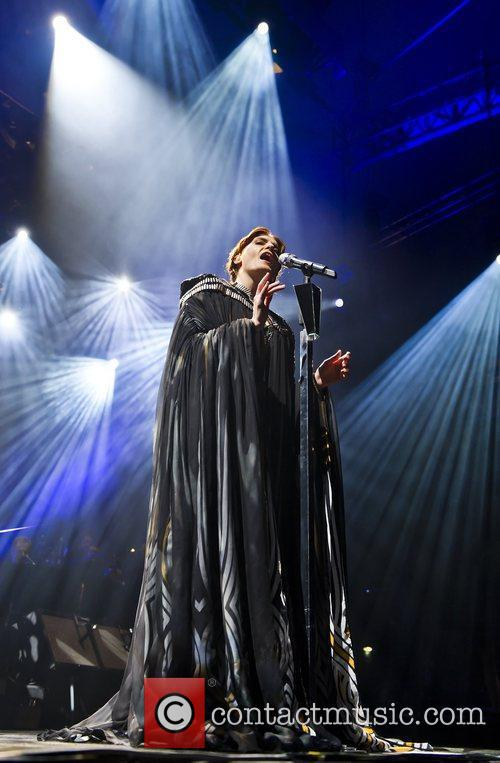 Florence Welch and Florence And The Machine 1