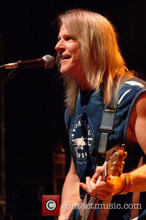 Steve Morse Flying Colors perform live at the...