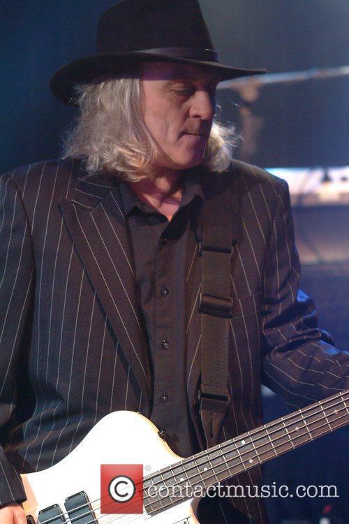 Merv Goldsworthy of FM  performing live at...