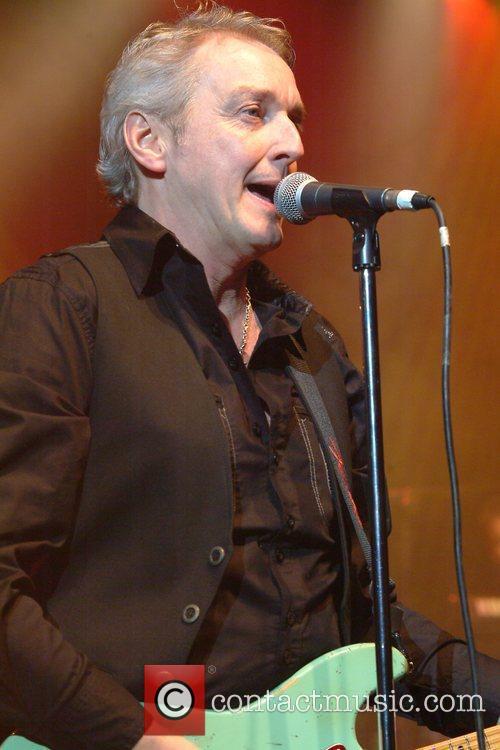 Steve Overland of FM  performing live at...
