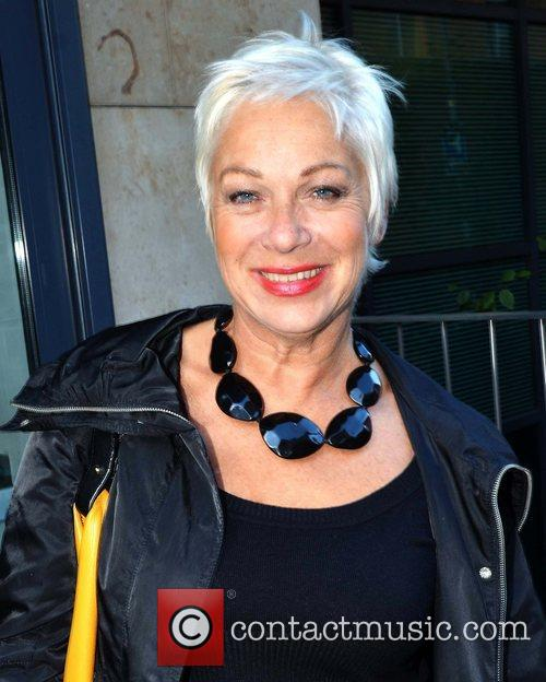 Denise Welch Guests at Today FM Dublin, Ireland...
