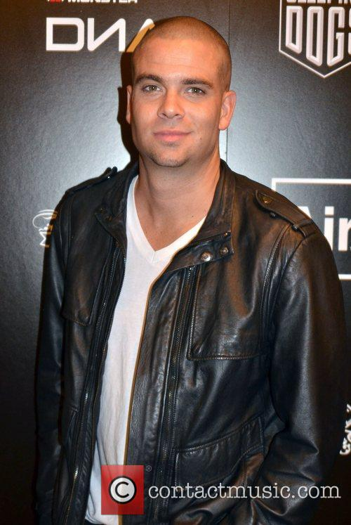 Mark Salling and Glee 2