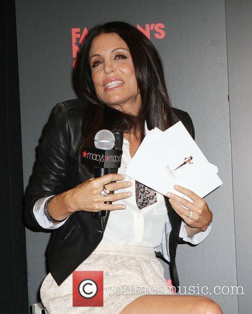Bethenny Frankel and Macy's 2