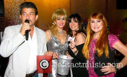 John Altman, Sally Farmiloe, Vicki Michelle and Rosemary...