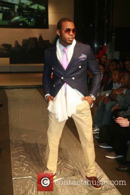 Josh Norman 5th annual Fashion & Football runway...