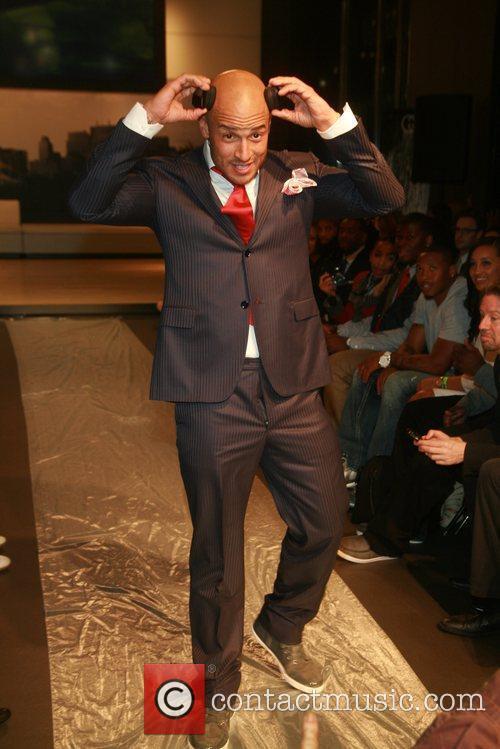 Karim Ramos 5th annual Fashion & Football runway...