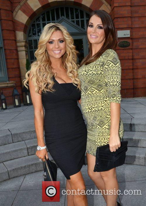 Nicola Mclean and Natasha Giggs 3
