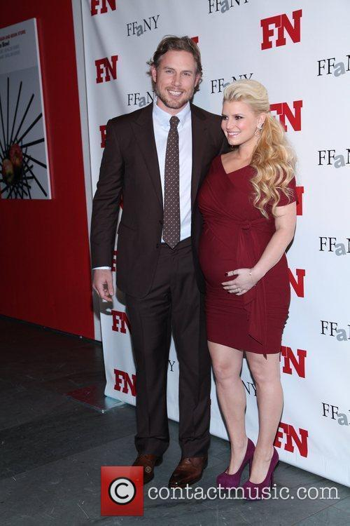 Eric Johnson and Jessica Simpson 3