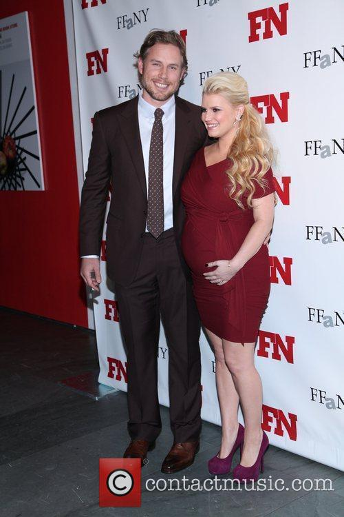 Eric Johnson and Jessica Simpson 7