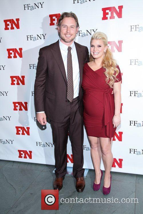 Eric Johnson and Jessica Simpson 8