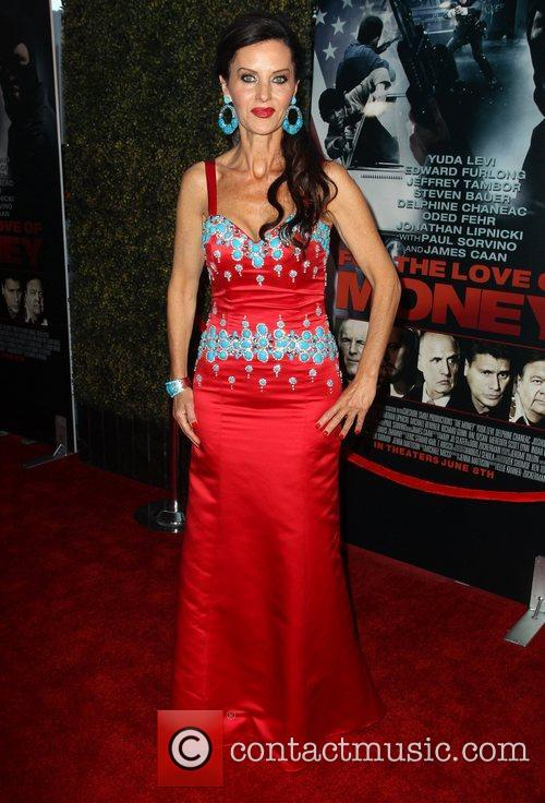 Aline Shomof The Los Angeles premiere of 'For...