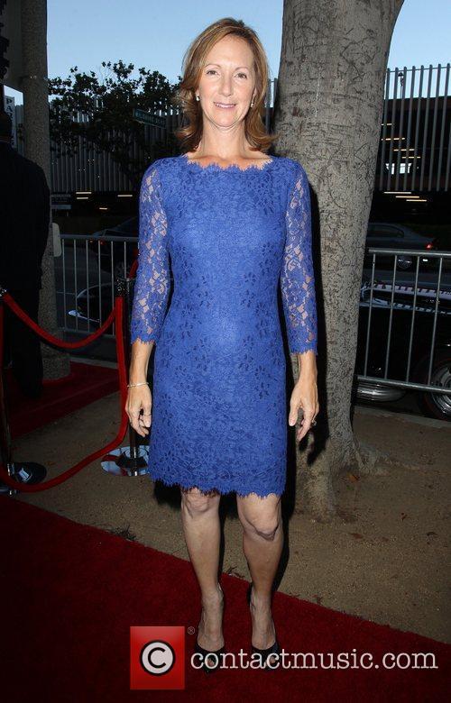 Ellie Kanner Zuckerman The Los Angeles premiere of...