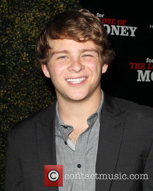 Jonathan Lipnicki The Los Angeles premiere of 'For...