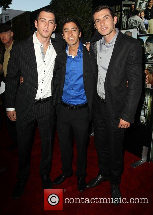 Shomof Boys The Los Angeles premiere of 'For...