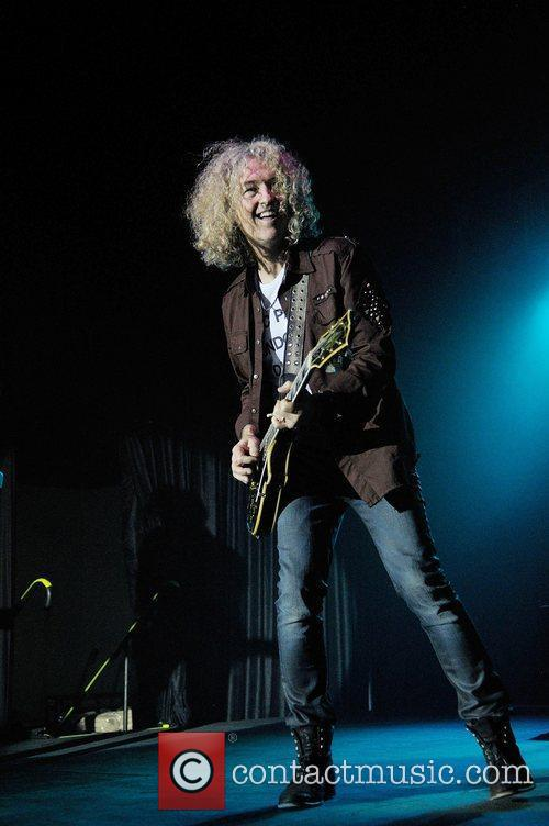Foreigner performs at the Seminole Casino