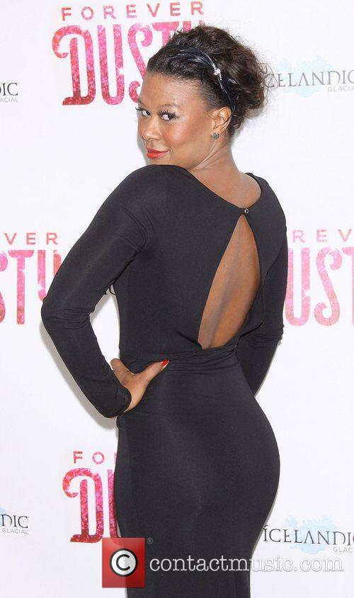 Christina Sajous  Premiere of 'Forever Dusty' at...
