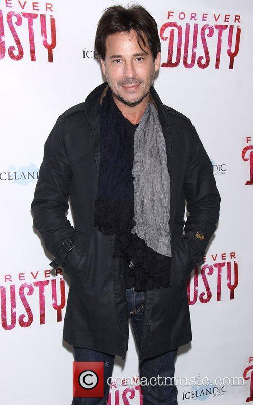 Ricky Paull Goldin Premiere of 'Forever Dusty' at...