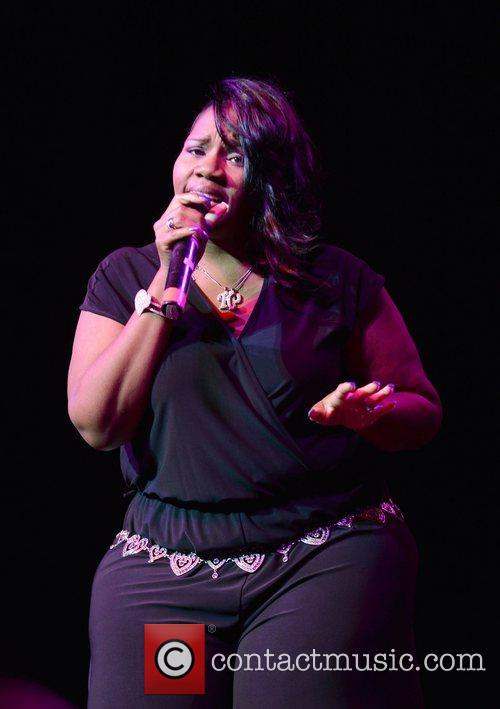 Kelly Price Forever R&B Concert series held at...