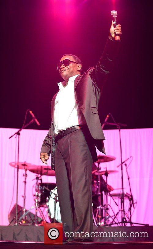 Larry Dogg Forever R&B Concert series held at...