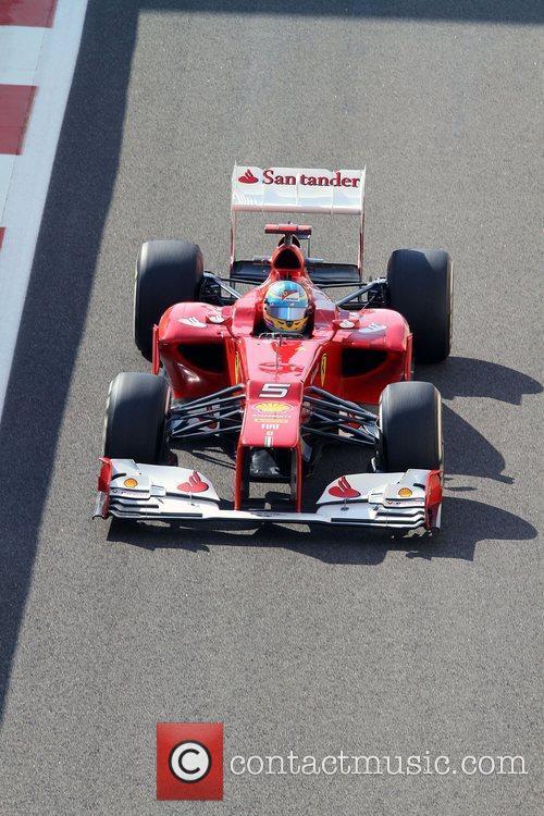 Fernando Alonso, Ferrari F1 - Formula One -...