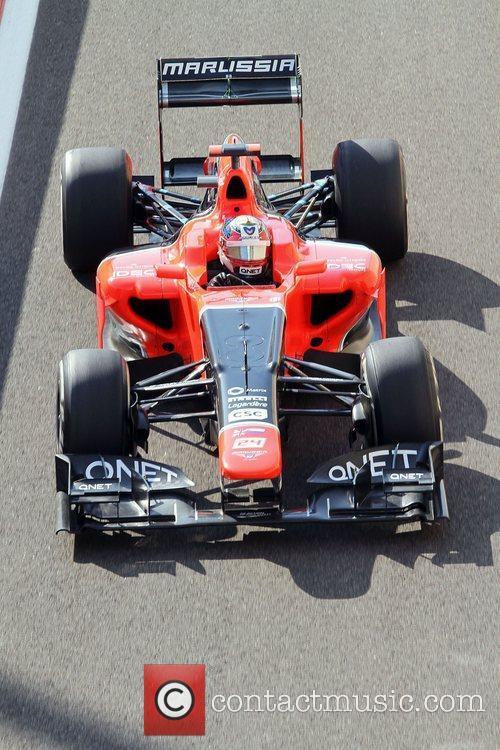 Timo Glock, Team Marussia Virgin F1 - Formula...