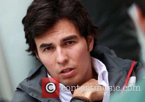 Sergio Perez Mendoza, Sauber and Ferrari 1