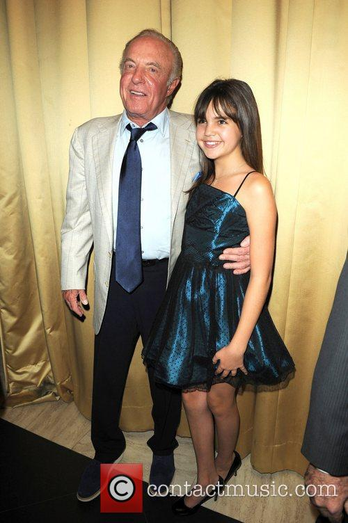 James Caan and Bailee Madison 11
