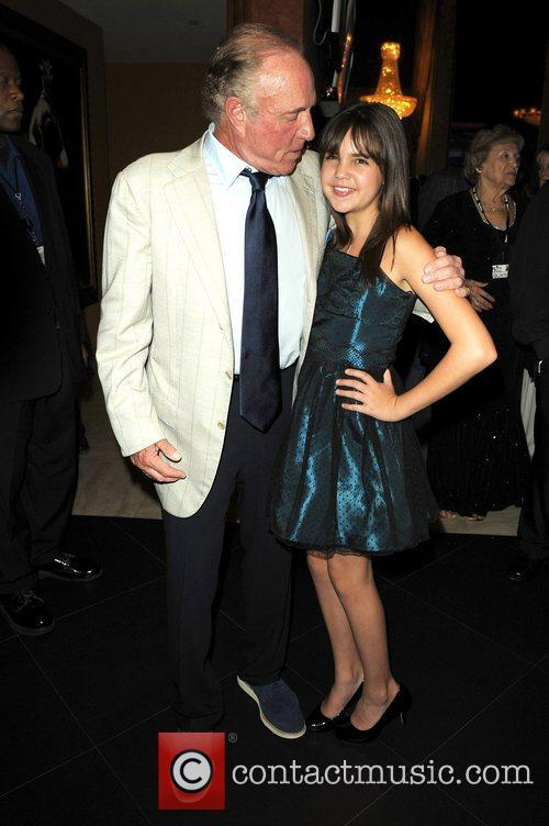 James Caan and Bailee Madison 10