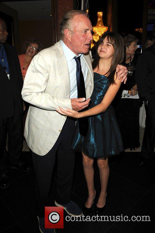 James Caan and Bailee Madison 8