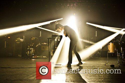 Foster The People performing live at Brixton Academy