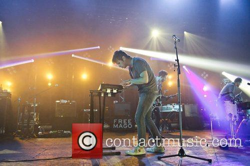 Foster The People and Brixton Academy 24
